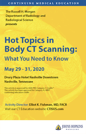 Continuing Medical Education - CTisus com CT Scanning